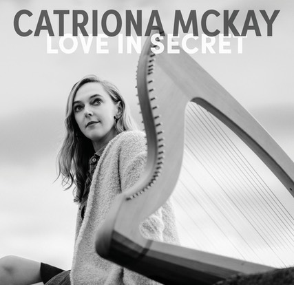 Catriona McKay, Love in Secret, album cover, photo by Kris Kesiak