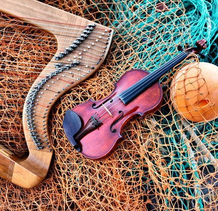 harp & fiddle nets