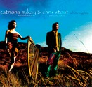 Catriona McKay & Chris STout WHITE NIGHTS CD COVER