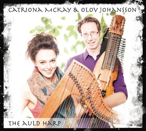 The Auld Harp cd cover 1024